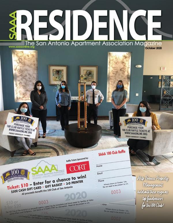 SAAA Residence Magazine October 2020
