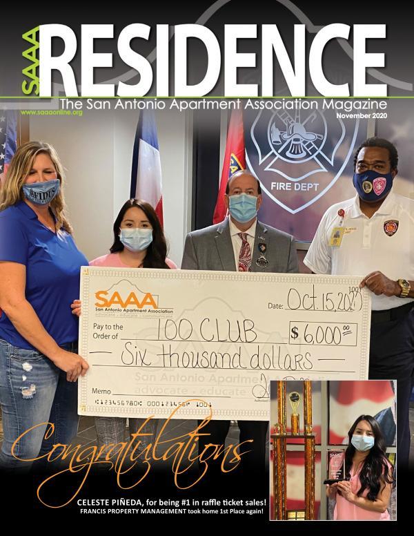 SAAA Residence Magazine November 2020
