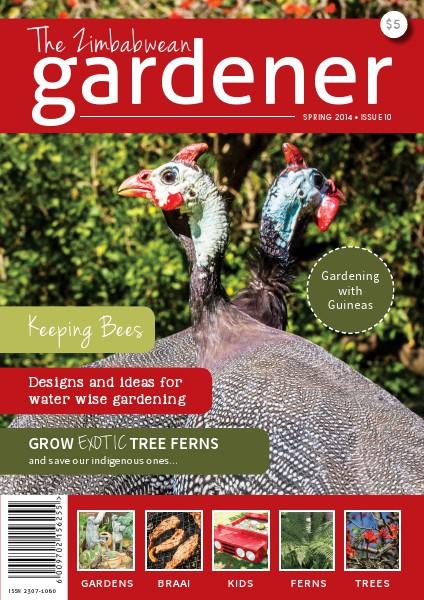 The Zimbabwean Gardener Issue 10 Spring 2014