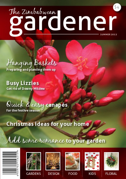 The Zimbabwean Gardener Issue 3 Summer 2012