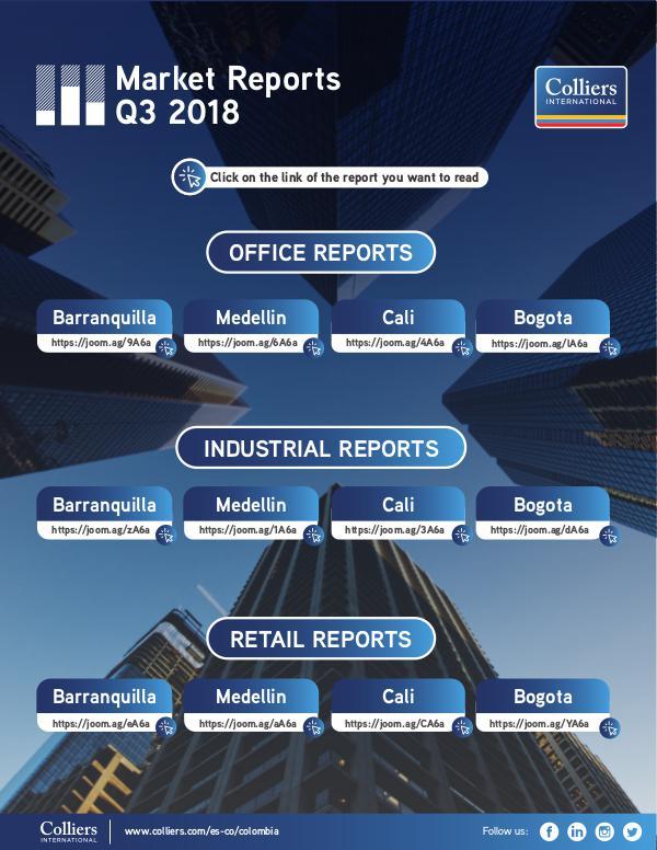 Market Reports Q3 2018 Reportes Ingles