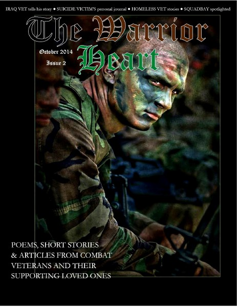 The Warrior Heart October 2014