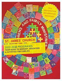 Children's & Family Ministries brochure