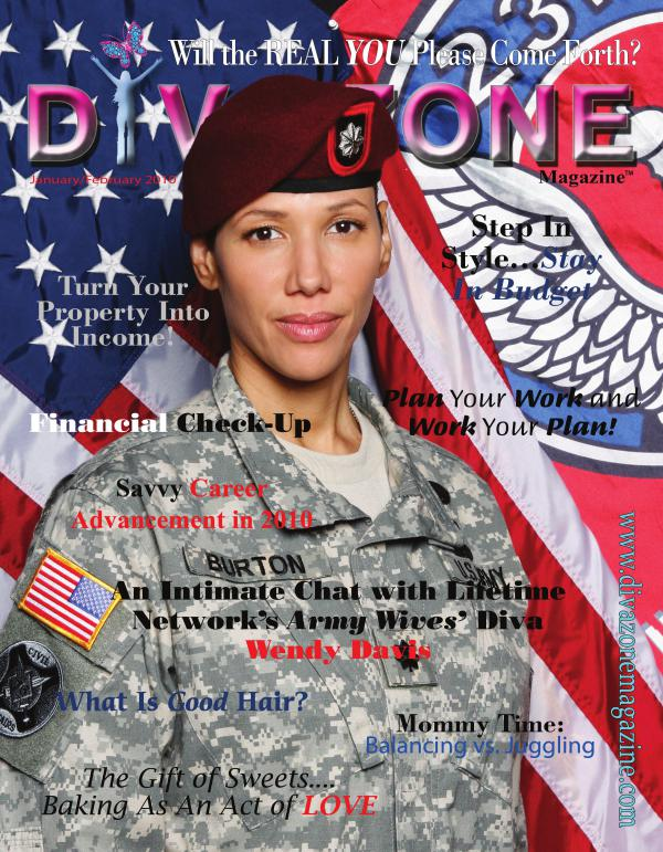 DIVA SWAGGER ISSUE - Army Women and Pastor Jerry S