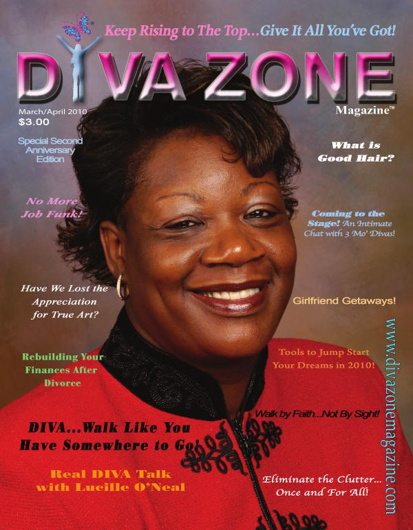 DIVA SWAGGER ISSUE - Loucille Oneal and Kirk Whale