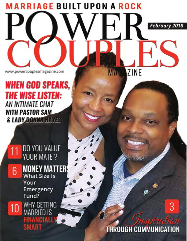 Power Couples February 2018 - Teaser Issue