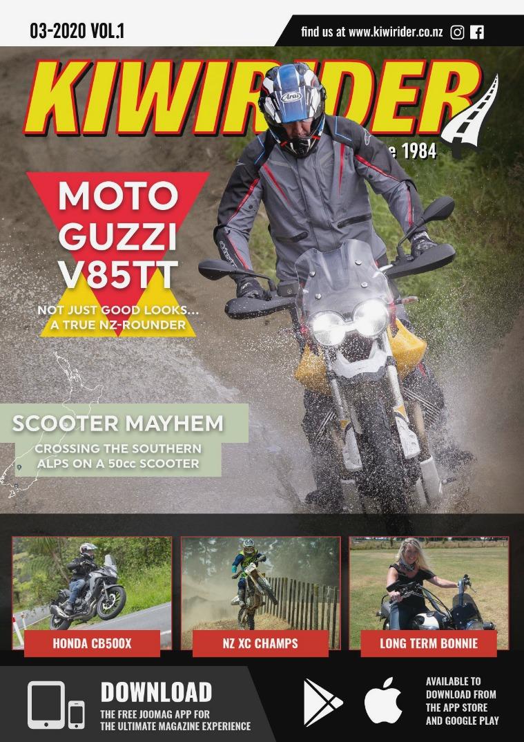 KIWI RIDER 03 2020 VOL1