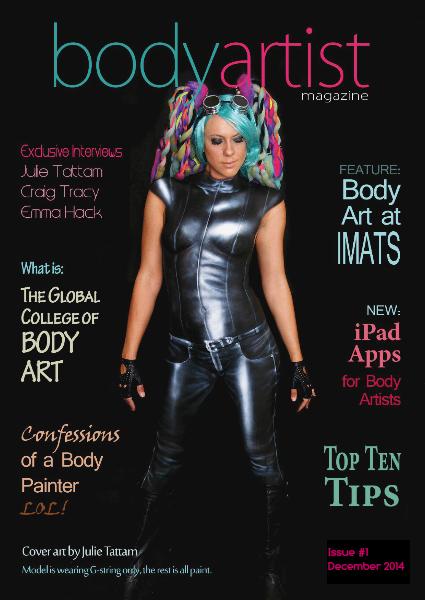 BodyArtist Magazine Issue #1