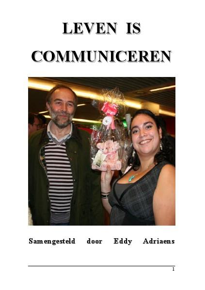 Leven IS communiceren
