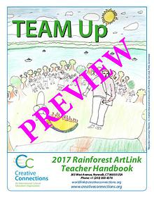 2017 Rainforest ArtLink Teacher Guidelines PREVIEW