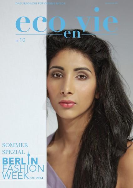 ECOenVIE Nr.10 August - Oktober
