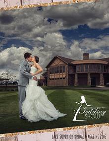 Lake Superior Bridal Magazine 2016