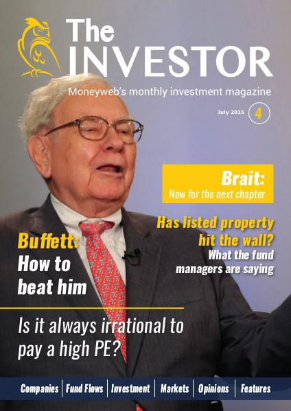 The Investor - Moneyweb's monthly investment magazine Issue 4