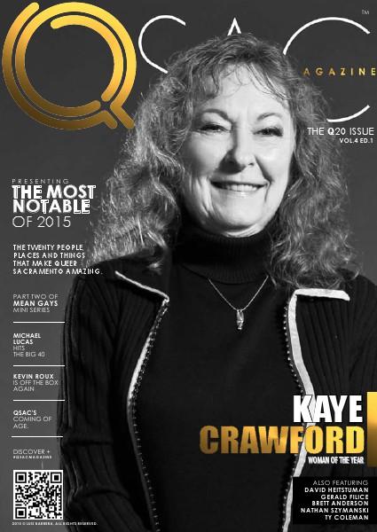 Q Sacramento Magazine VOL. 4 ED. 1.3