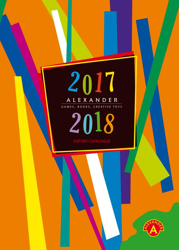 Alexander Toys company export products offer