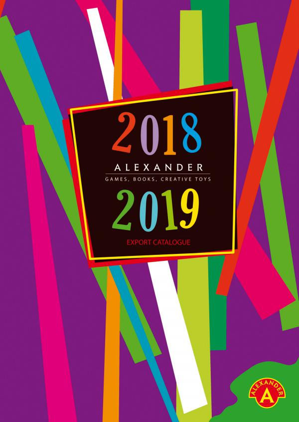 Alexander Toys Export Catalogue 2018-19
