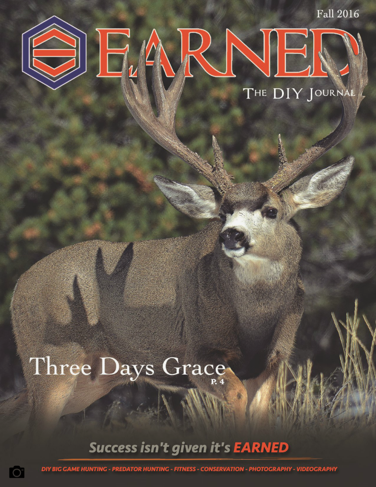 Earned-The DIY Journal Issue 12
