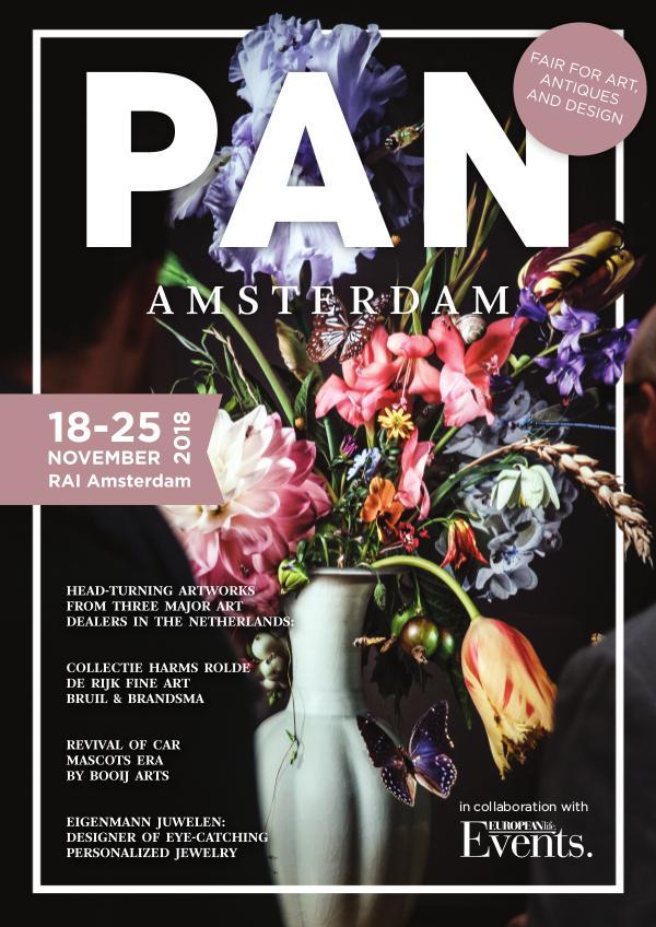 PAN Amsterdam 2018 #1