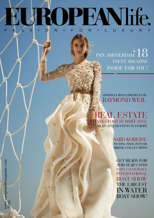 EuropeanLife Magazine 2018 #1 #1
