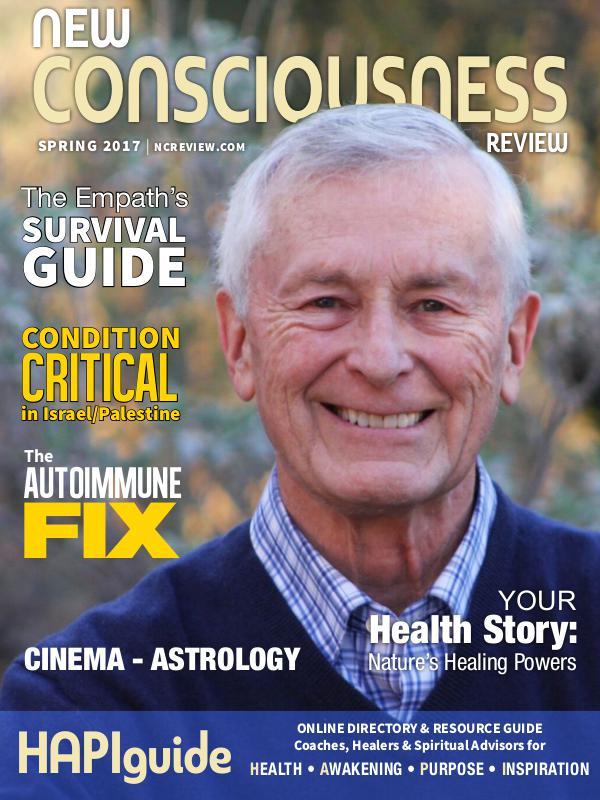 New Consciousness Review Spring, 2017