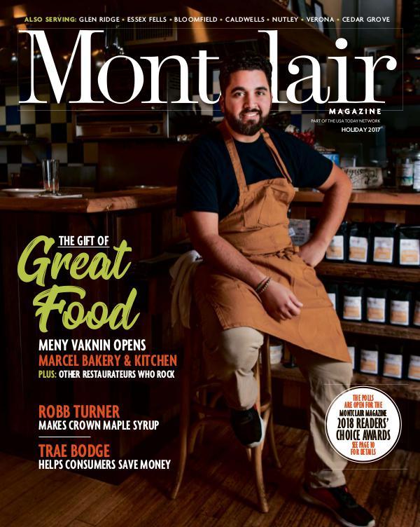 Montclair Magazine Holiday 2017