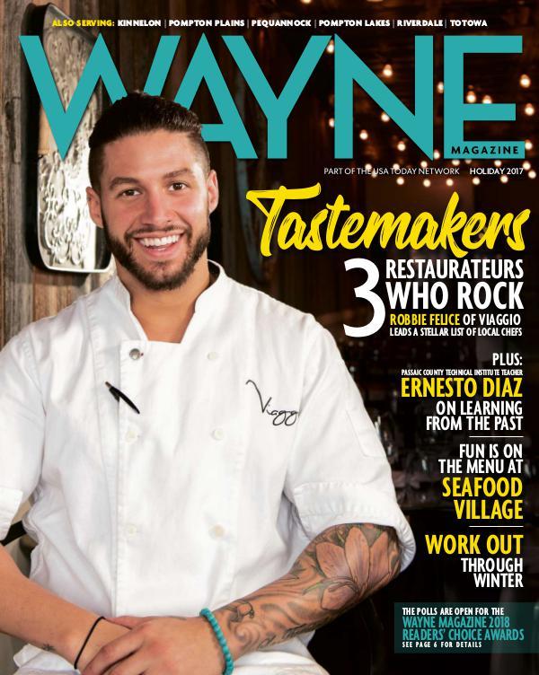 Wayne Magazine Holiday 2017