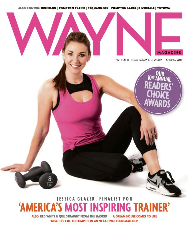 Wayne Magazine Spring 2018