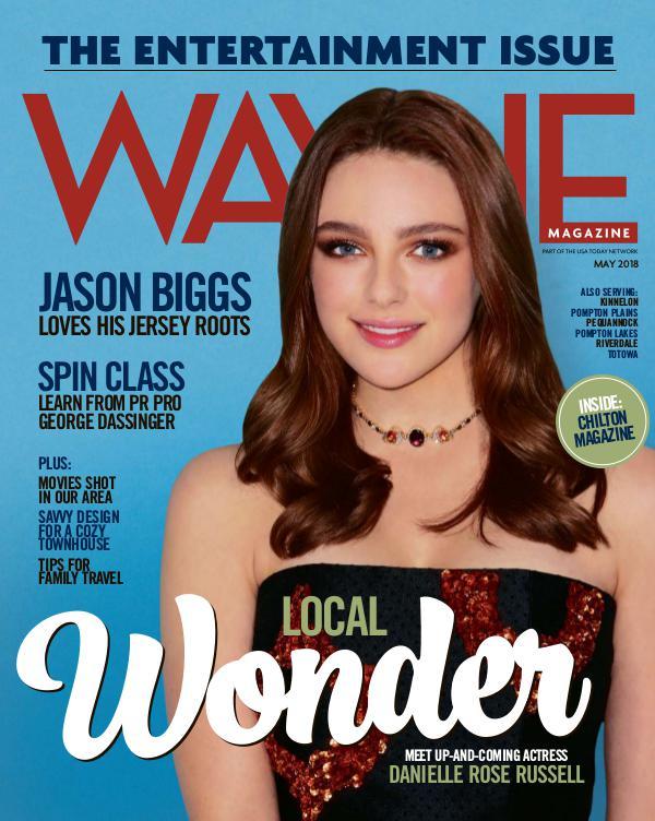 Wayne Magazine May 2018
