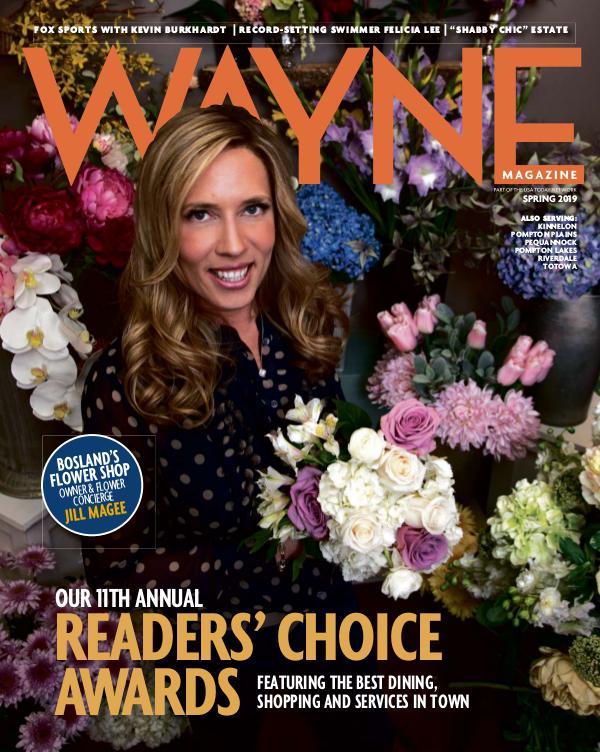 Wayne Magazine Spring 2019