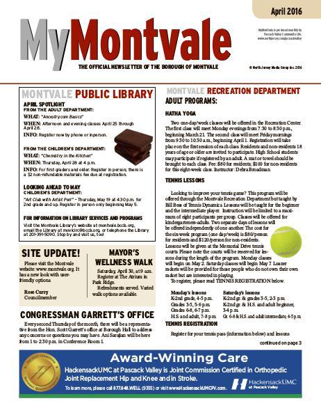 MyMontvale