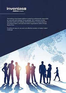Invenias Company Overview (Americas)