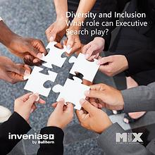 Diversity & Inclusion: What role can Executive Search play?