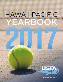 2017 USTA Hawaii Pacific Yearbook