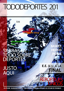 TODODEPORTES- 201
