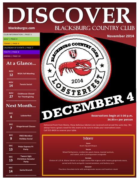 BCC 2014 November 2014