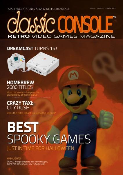 Classic Console Magazine #1 2014