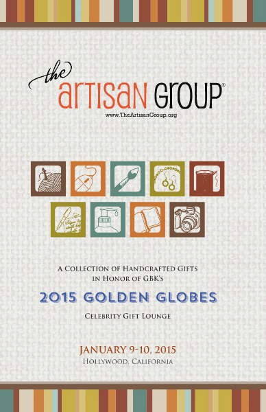 GBK 2015 Golden Globes Celebrity Gifting Suite January 2015