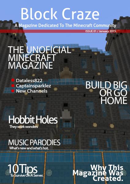 Block Craze Issue 01 January 2015