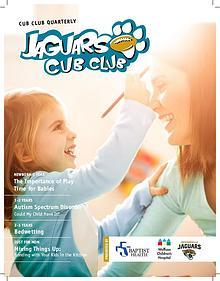 Jaguars Cub Club Newsletter