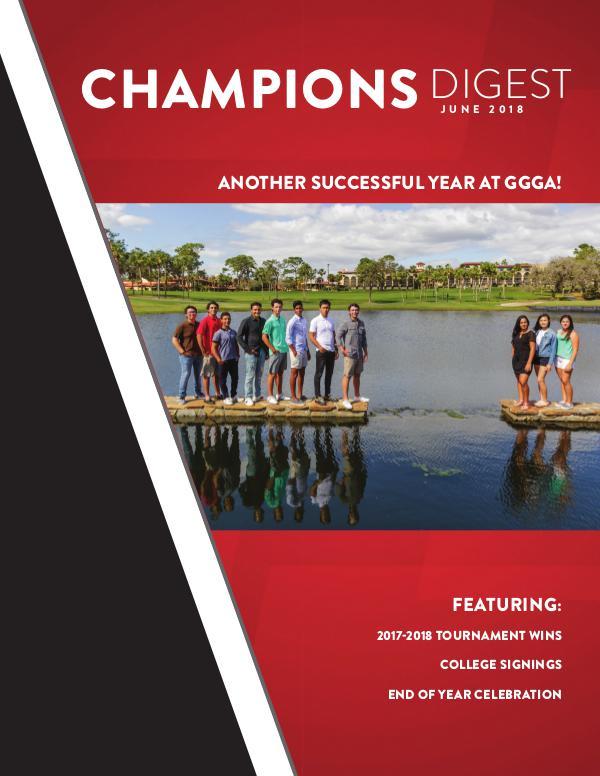 Champions Digest June 2018