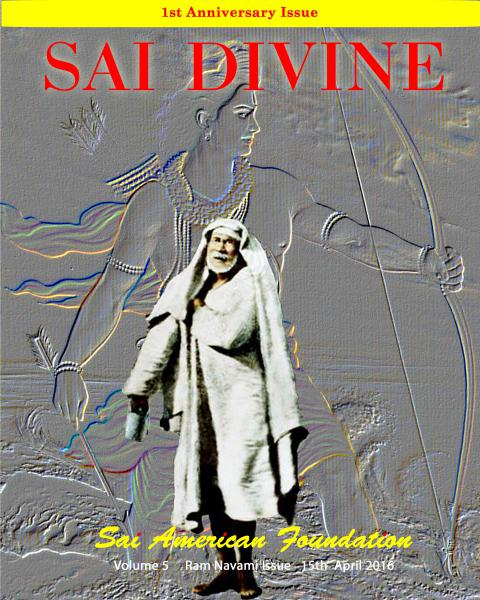The Sai Divine Volume 5 - Ram Navami 2016