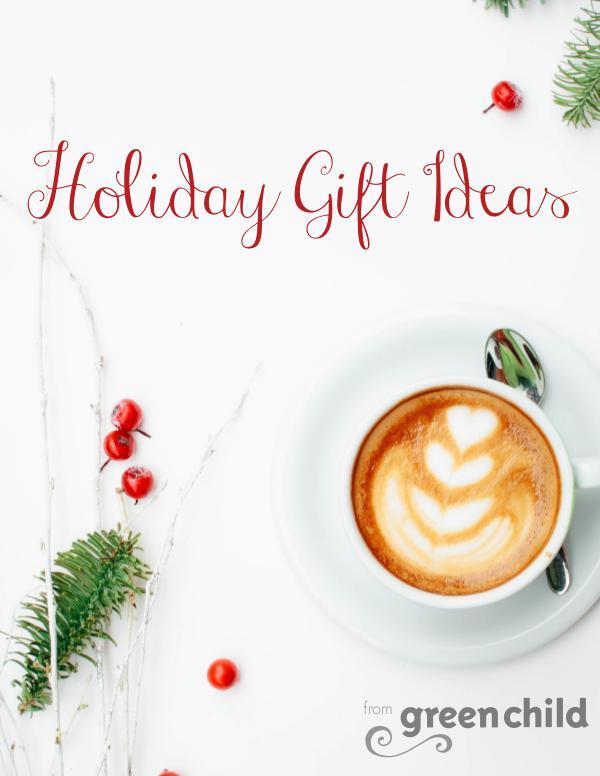 GCM Holiday Gift Ideas