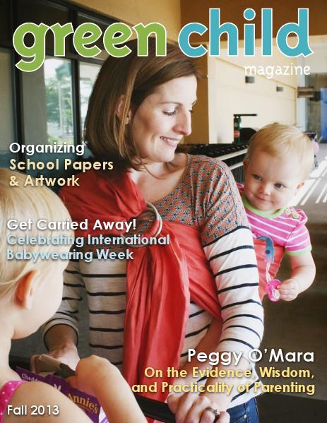 Green Child Magazine Fall 2013