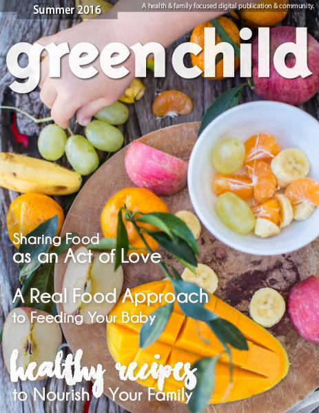Green Child Magazine Summer 2016