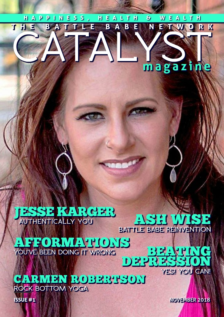 Catalyst Magazine Volume 1
