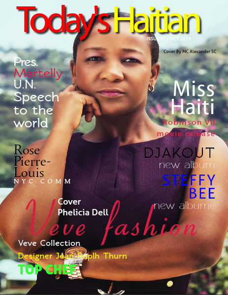 Today's Haitian Oct 2014