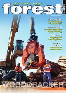 2017 International Forest Industries Magazines