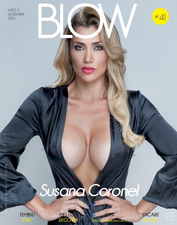 Revista Blow 2016 Diciembre #41