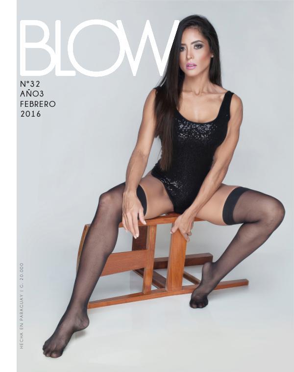 Revista Blow 2016 Febrero 2016 #32