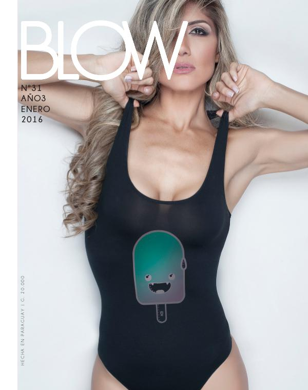 Revista Blow 2016 Enero 2016 #31